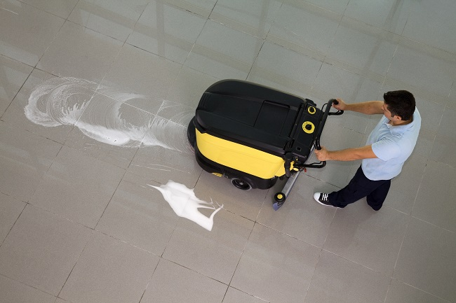 Industrial/Manufacturing Cleaning Services Call for a Heads-Up Approach