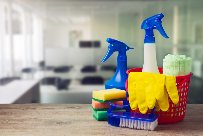 5 Tips for Keeping Your Office Clean
