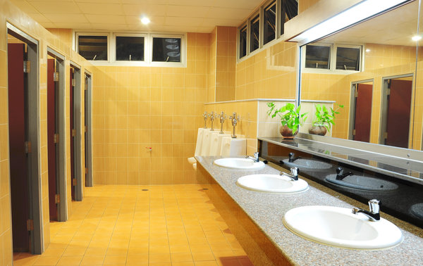 Janitorial Service for Bathroom