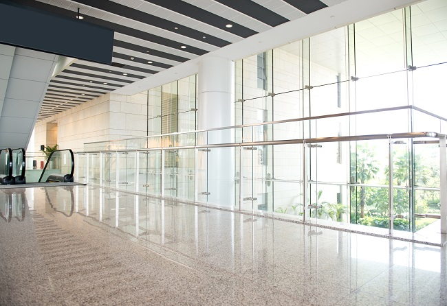 Commercial Building Cleaning with Alpine Building Maintenance and Supply