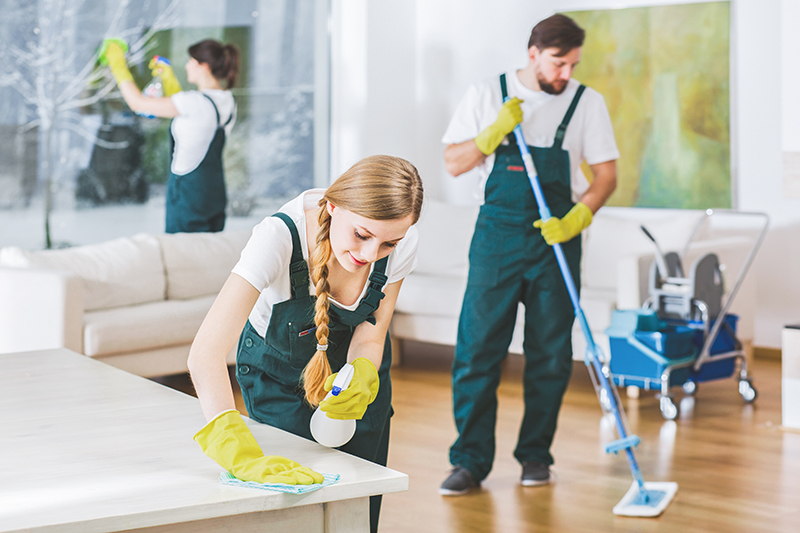 Why Your Office Needs Professional Cleaning Services