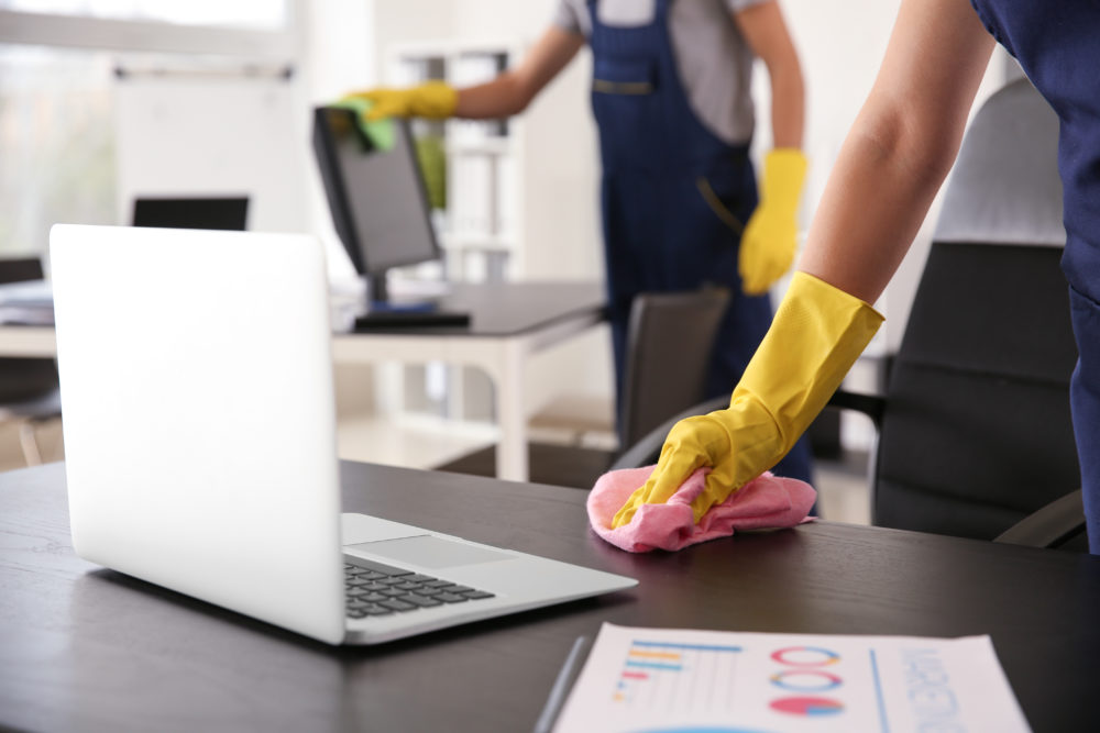 How a Commercial Cleaning Company Helps Save Your Business Money
