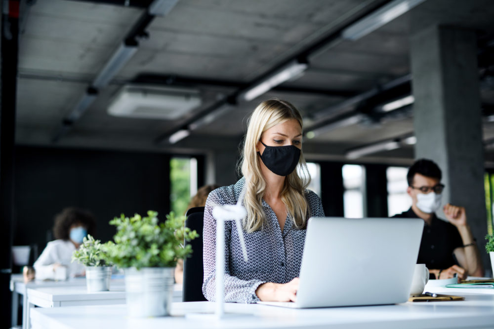 How Can Office Maintenance Prevent Illness Through Contact?