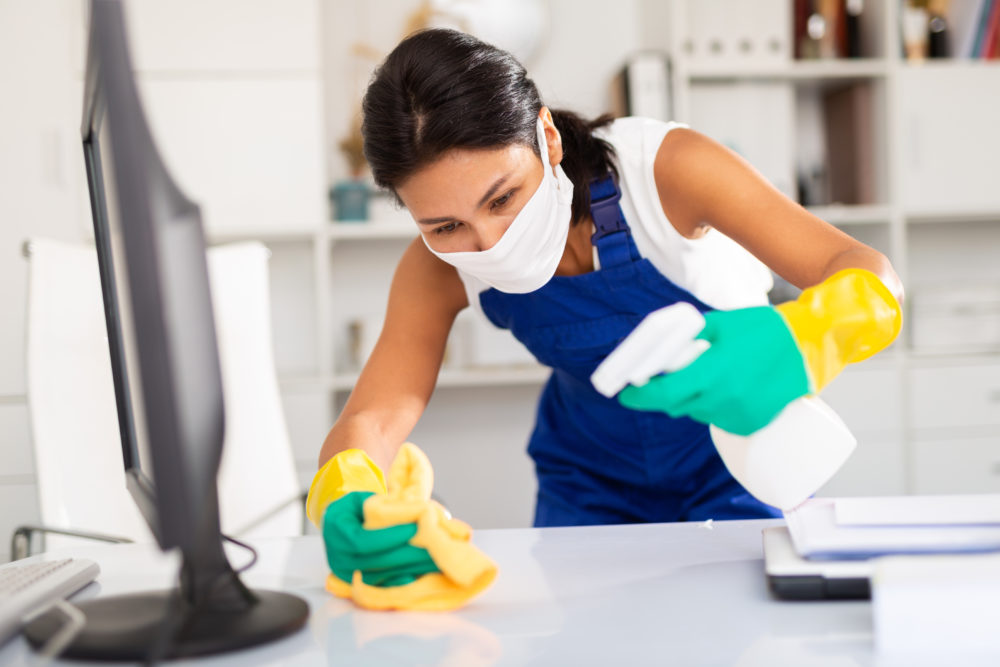 5 Reasons Why You Should Get Commercial Office Cleaning